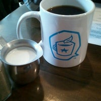 Photo taken at Bite Café by Lauren N. on 2/16/2013
