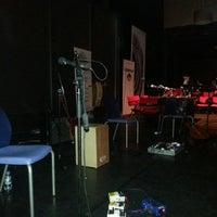 Photo taken at Teatro Galileo by Raul on 12/1/2014