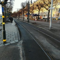 Photo taken at Djurgårdslinjen by Calle L. on 12/6/2016