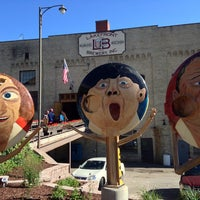 Photo taken at Lakefront Brewery by Conner S. on 9/29/2013