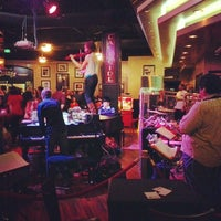 Photo taken at The Derby Deli & Dueling Piano Bar by Conner S. on 11/24/2012