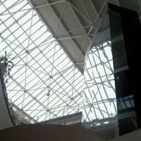 Photo taken at Biblioteca USBI by Maria Luisa S. on 10/15/2012
