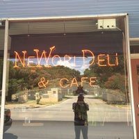 Photo taken at New World Deli by Jorge on 7/19/2015