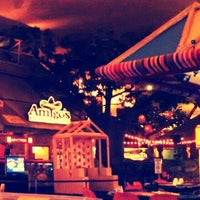 Photo taken at Amigos Mexican Cantina by Andrew M. on 11/1/2014