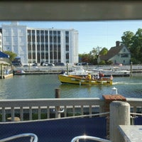 Photo taken at Pickering Wharf by Andrew M. on 7/27/2016