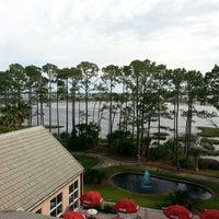 Photo taken at Sheraton Bay Point Resort by Kara 🐞 on 5/10/2013