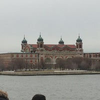 Photo taken at Ellis Island Immigration Museum by Brent H. on 3/16/2013