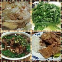 Photo taken at Red Chopstick (Hongkuaizi) by Jessica L. on 11/10/2012