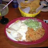 Photo taken at Monterrey Mexican Restaurant by Trish M. on 3/23/2013