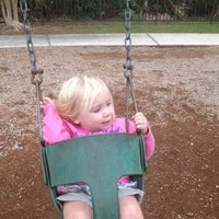 Photo taken at Palencia Park by Aiyana S. on 11/30/2013
