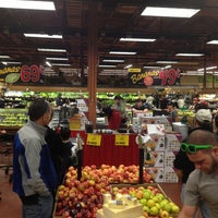 Photo taken at Wegmans by Michael T. on 4/6/2013