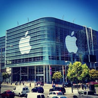 Photo taken at Moscone West by Nick T. on 6/6/2013