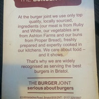 Photo taken at The Burger Joint by Ed W. on 9/18/2016