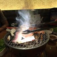 Photo taken at Sukishi Bar B Q by Vegaz G. on 6/24/2016