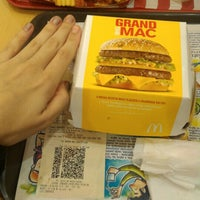 Photo taken at McDonald's by Letícia L. on 5/24/2016