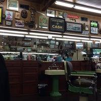 Photo taken at Joe's Barbershop Chicago by Matt O. on 8/19/2016