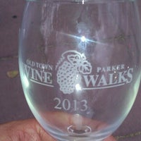 Photo taken at Wine Walk On Mainstreet by Jamison T. on 6/29/2013