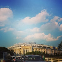 Photo taken at Yankee Stadium by JunRaymond S. on 7/19/2013