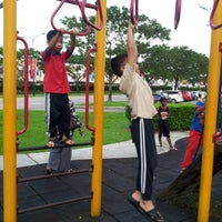 Photo taken at Children Playground by Nor Azila M. on 12/8/2012