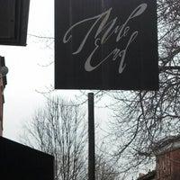 Photo taken at Mile End Delicatessen by Tati on 1/25/2013
