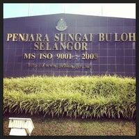 Photo taken at Penjara Sungai Buloh by Muhi C. on 3/24/2013