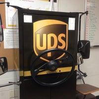 Photo taken at UPS by Bahruz B. on 9/28/2013