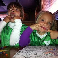 Photo taken at Outback Steakhouse by Tim R. on 10/5/2013