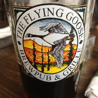 Photo taken at Flying Goose Brew Pub & Grille by Alex F. on 1/13/2013
