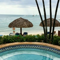 Photo taken at Sandals Negril Beach Resort & Spa by Kerry T. on 3/29/2016