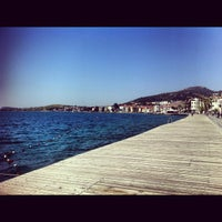 Photo taken at Foça by MeRTs on 4/24/2013