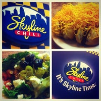 Photo taken at Skyline Chili by Shaun M. on 6/13/2013