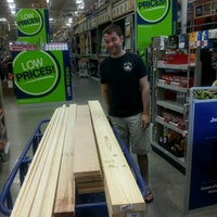 Photo taken at Lowe's Home Improvement by Jennifer L. on 11/3/2012