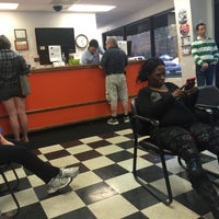 Photo taken at Geralds Tires and Brakes by Joe N. on 12/2/2015