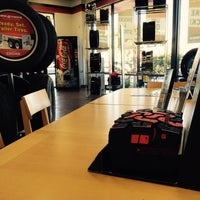 Photo taken at Big O Tires by HelloHannahCho on 3/5/2015