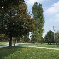 Photo taken at Parco Porporati by geheimtip ʞ. on 9/29/2016