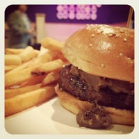 Photo taken at BGR - The Burger Joint by Jason F. on 11/24/2012