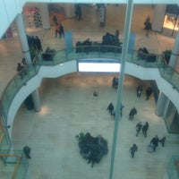 Photo taken at Highcross Shopping Centre by Dhruv P. on 3/25/2013