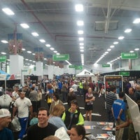 Photo taken at 2012 Bike Expo New York by Jack N. on 5/5/2012