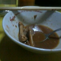 Photo taken at Mie Ayam Jamaras by aBuy R. on 2/1/2012