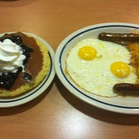 Photo taken at IHOP by Macenzie M. on 6/14/2011