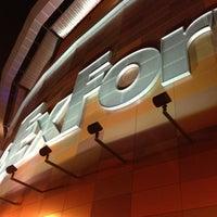 Photo taken at FedExForum by Miriam S. on 11/20/2012
