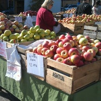 Photo taken at Old Town Farmers' Market by Craig F. on 11/10/2012