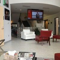 Photo taken at Bradley University - Visitors Center by Kelp P. on 4/9/2013