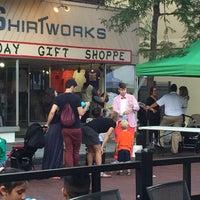 Photo taken at Downtown Oak Park by Ebrahem M. on 8/18/2016