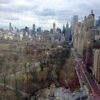 Photo taken at Asiate at Mandarin Oriental, New York by Maria on 2/24/2013