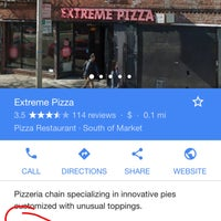 Photo taken at Extreme Pizza by Saif H. on 12/26/2016