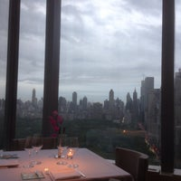 Photo taken at Asiate at Mandarin Oriental, New York by Chad M. on 5/23/2013