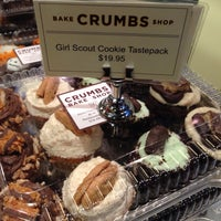 Photo taken at Crumbs Bake Shop by D B. on 10/29/2013