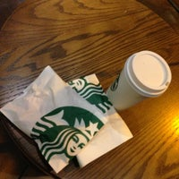 Photo taken at Starbucks by Tj W. on 1/11/2013