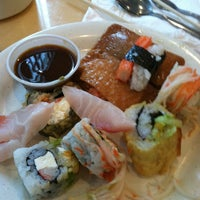 Photo taken at Ichiban Buffet by Blackford O. on 7/4/2013